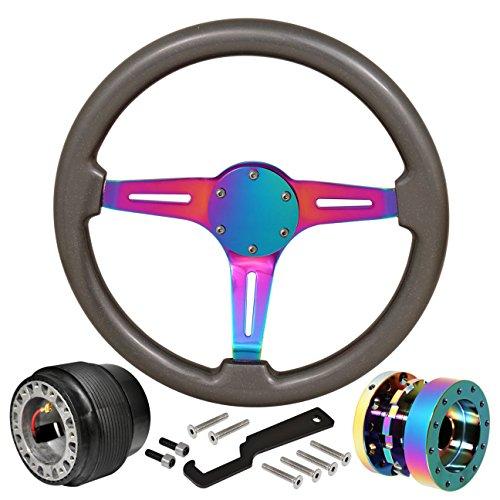 00 civic steering wheel hub - 4