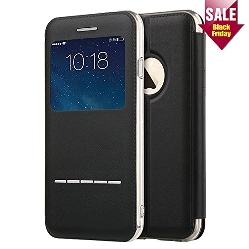 iPhone Window Leather Magnetic Closure product image