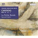 Johann Sebastian Bach: Kantaten BWV 1 / 18 / 23 (Kantaten für das Kirchenjahr Vol. 6)