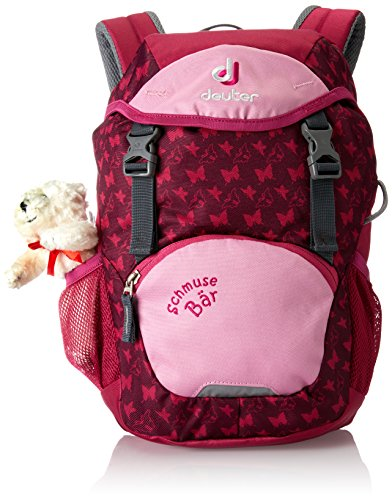 Deuter Schmusebar Kid's Backpack, Magenta ()