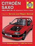 Citroen Saxo Service and Repair Manual: 1996 to 2001 (Haynes Service and Repair Manuals)