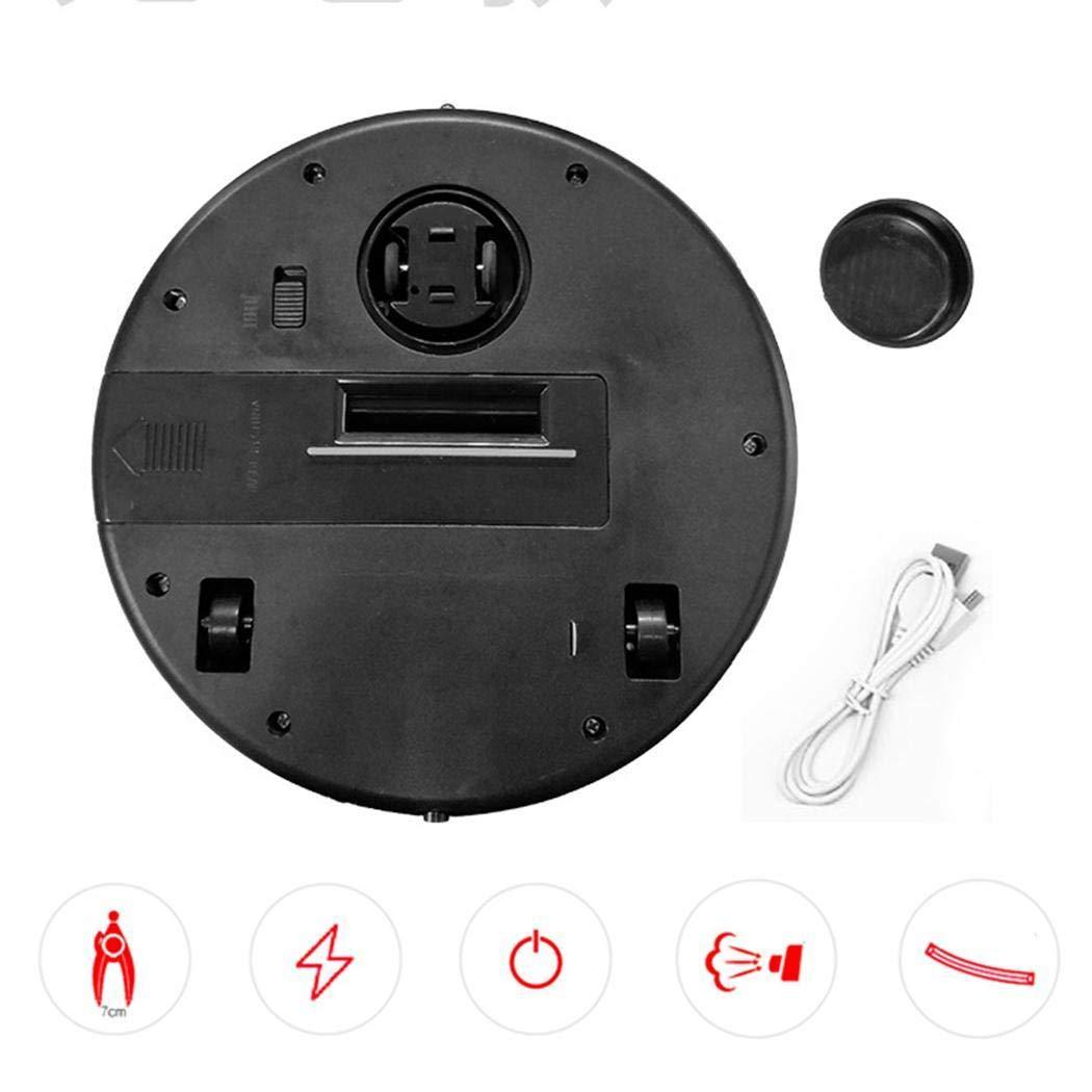 Acecoree Mini Robot Aspirado Juguete Máquina de Limpieza Automática Robot Inteligente de Limpieza: Amazon.es: Hogar