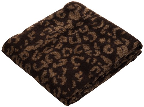 Lavish Home Jacquard Blanket Throw 50 x 60 - Gold