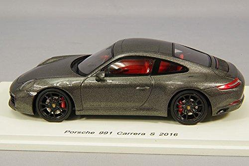 Spark s4936 - Porsche 991 Phase 2 - 2016 - Escala 1/43 - gris: Amazon.es: Juguetes y juegos