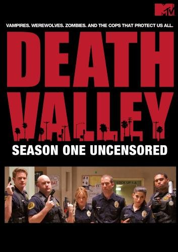 Death Valley Season 1 Uncensored product image
