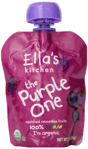 Ella's Kitchen Smoothie, The Purple One, 3 Ounce