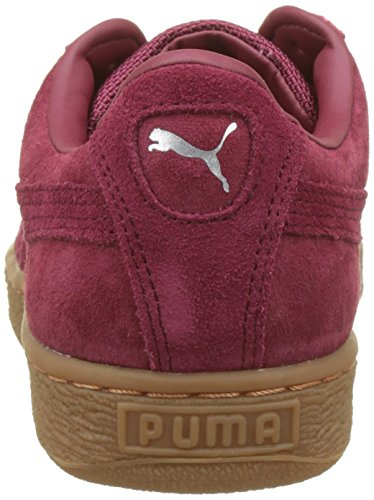 Puma Unisex Adults' Basket Classic Weatherproof Low-Top Sneakers Red (Tibetan Red-tibetan Red) fast delivery sale online discount very cheap bpqAfH