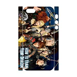 iphone 5S 3D Phone Case White How To Train Your Dragon Carton F6715472