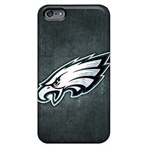 Colorful phone carrying cover skin Hot Fashion Design Cases Covers Shock-dirt iPhone 6 plus 5.5 - philadelphia eagles 7