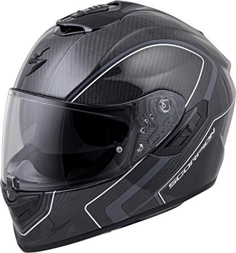 Scorpion EXO-ST1400 Carbon Helmet - Antrim (Large) (Dark Grey)