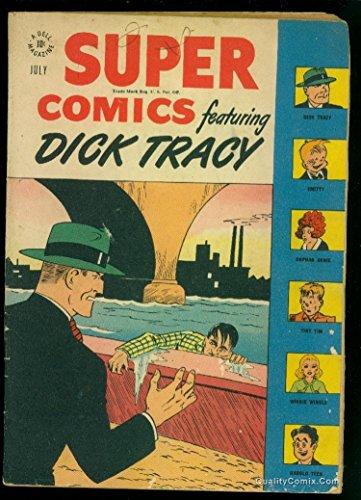 Super Comics #110 VG 4.0