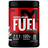 New MTS Nutrition Machine Fuel | 95 servings (Blue Razz Lemonade)