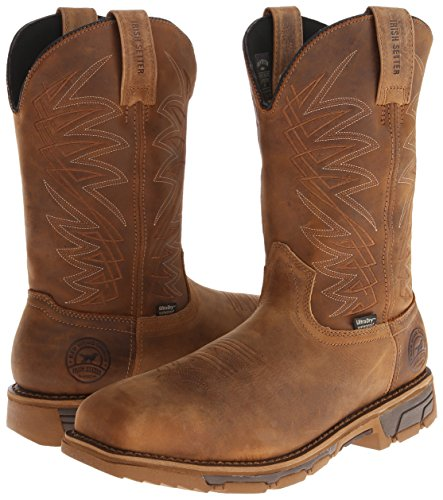 Boot Marshall Steel Pull 83912 Work On Waterproof Toe Work SF684WwHqx