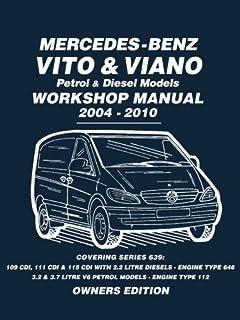 mercedes vito 108 service manual ebook