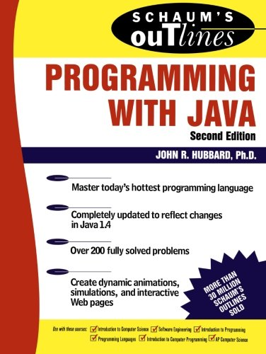 (Schaum's Outline of Programming with Java)