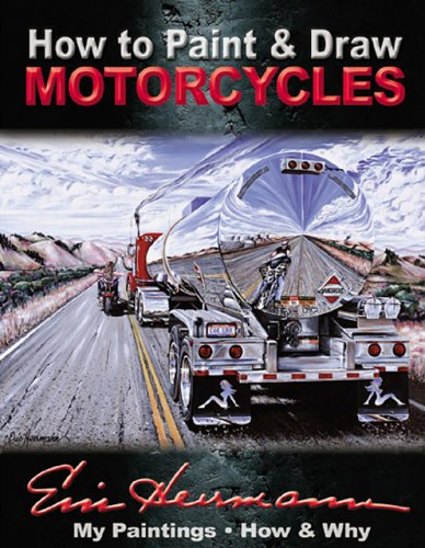 Read Online How to Paint & Draw Motorcycles pdf epub