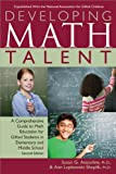 Developing Math Talent, Susan Assouline, 159363496X