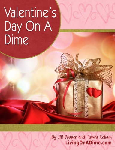 Valentine's Day On A Dime by [Cooper, Jill, Kellam, Tawra]