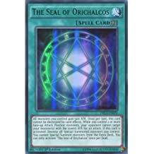 YuGiOh : DRL3-EN070 1st Ed The Seal of Orichalcos Ultra Rare Card - ( Yu-Gi-Oh! Single Card ) by Deckboosters