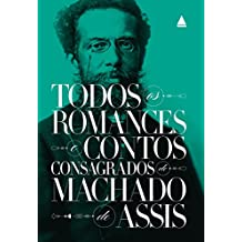 Box Todos os romances e contos consagrados de Machado de Assis