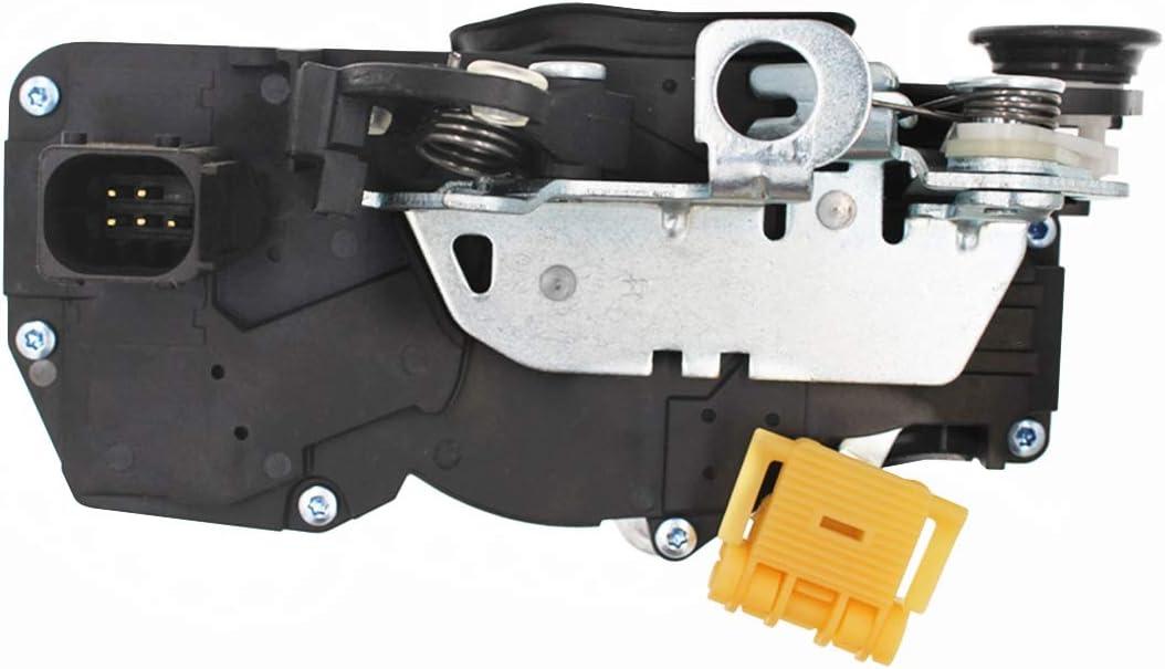ETOOW Rear Right Door Lock Actuator Central Mechanism OEM 931-109 931-327 Fit for Chevrolet Suburban 1500 Silverado Cadillac Escalade GMC