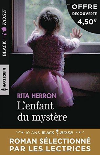 lenfant-du-mystere-black-rose-french-edition