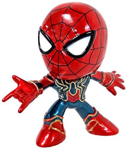 Iron Spider   2 6  Funko Mystery Minis X Avengers   Infinity War Mini Bobble Head Figure  Rare   26896D