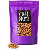 Dry Roasted Unsalted Almonds (5 Pound Bag) – Oh! Nuts Review