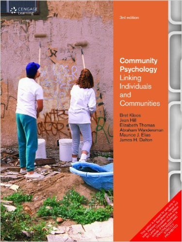 Community Psychology: Linking Individuals and Communities - International Economy Edition