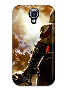 Frank J. Underwood's Shop Galaxy Cover Case - God Of War Chains Of Olympus Protective Case Compatibel With Galaxy S4 7422106K65190875