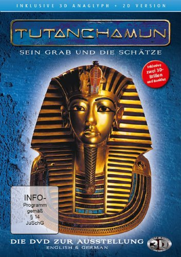 Tutanchamun - Sein Grab und seine Sch??tze 3D + 2D anaglyph ()