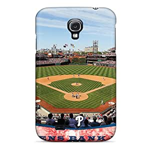 Awesome GeJdMky-6033 MKmarket Defender Tpu Hard Case Cover For Galaxy S4- Stadiums