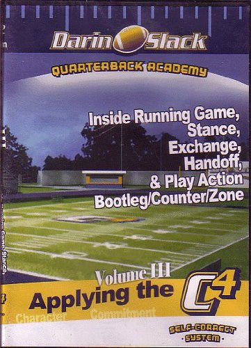 (Quarterback Academy: Self Correct System Vol III Applying the C4)