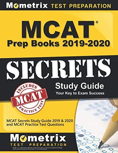 Buy mcat study books