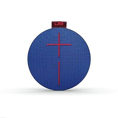 Logitech UE ROLL 2 Sugarplum Wireless Portable Bluetooth Speaker