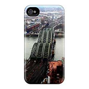 Case Cover Koln View 2/ Fashionable Case For Iphone 4/4s