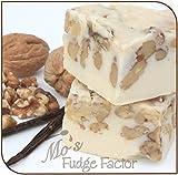 Mo's Fudge Factor, Butter Cream & Walnut Fudge 1 pound