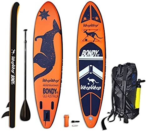 WoopWoop Tabla Paddle Surf Hinchable Outlet Bondy 11 SUPB12out ...