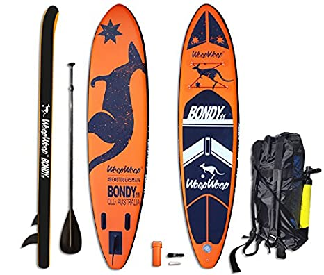 WoopWoop Tabla Paddle Surf Hinchable Outlet Bondy 11 SUPB12out