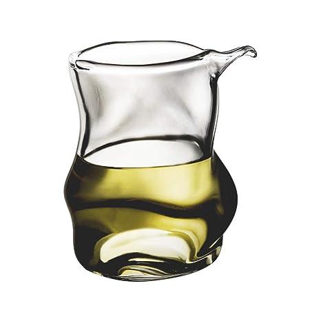 Jarra de cristal para servir café de 310 ml, jarra de leche ...