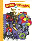 Houghton Mifflin Spelling and Vocabulary, Shane Templeton, 0395855322