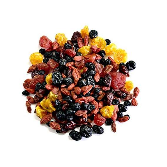 Dry Fruit Hub Berries Combo Pack, 400gms (5