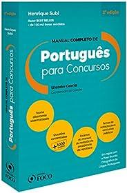 Português Para Concursos. Manual Completo