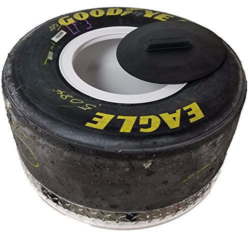 Nascar Track Used Good Year Tire Cooler