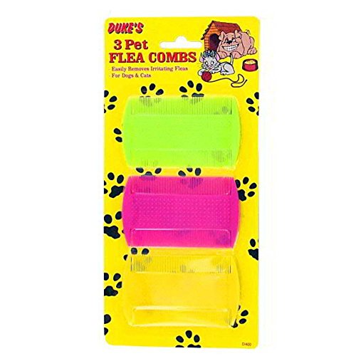 144 Pet flea combs by FindingKing