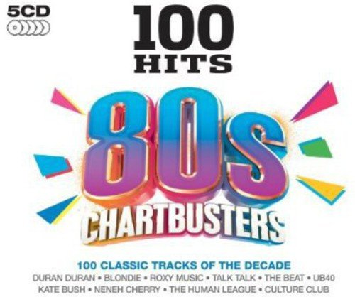 100 Hits - 80S Chartbusters - Various Artists