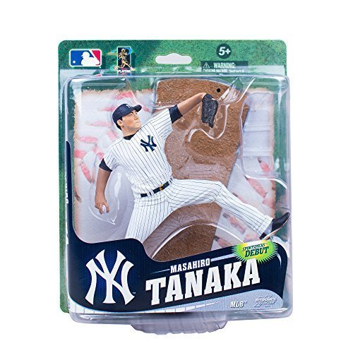 Mcfarlane Mlb 3 Figure - McFarlane Toys 2014 MLB Sports Picks Masahiro Tanaka New York Yankees Pinstripes Figure