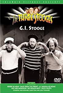 The Three Stooges: G.I. Stooge (Sous-titres français) [Import]