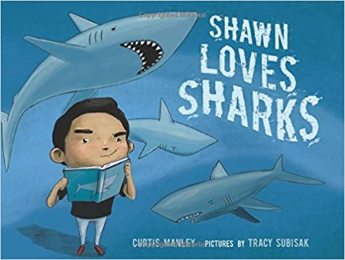 Image result for shawn loves sharks