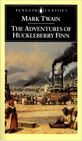 Image result for huck finn book